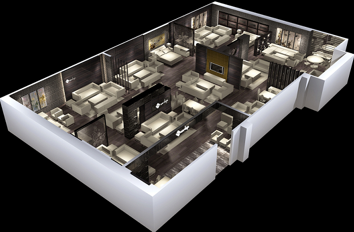 伊斯丹顿新工厂展厅设计