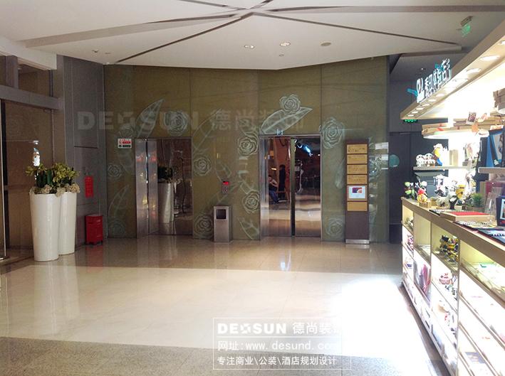 商场电梯装修设计效果图,商场电梯装修注意事项高清图片